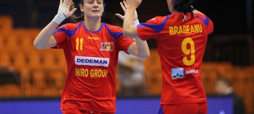 Romania, gata de EURO! Nationala de handbal debuteaza maine impotriva Norvegiei! Fetele lui Tadici, printre favoritele turneului