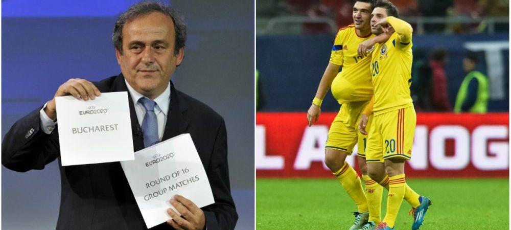 Romania, in Divizia B. Cum ar arata grupele Ligii Natiunilor, daca s-ar juca acum! Noua competitie UEFA debuteaza in 2018