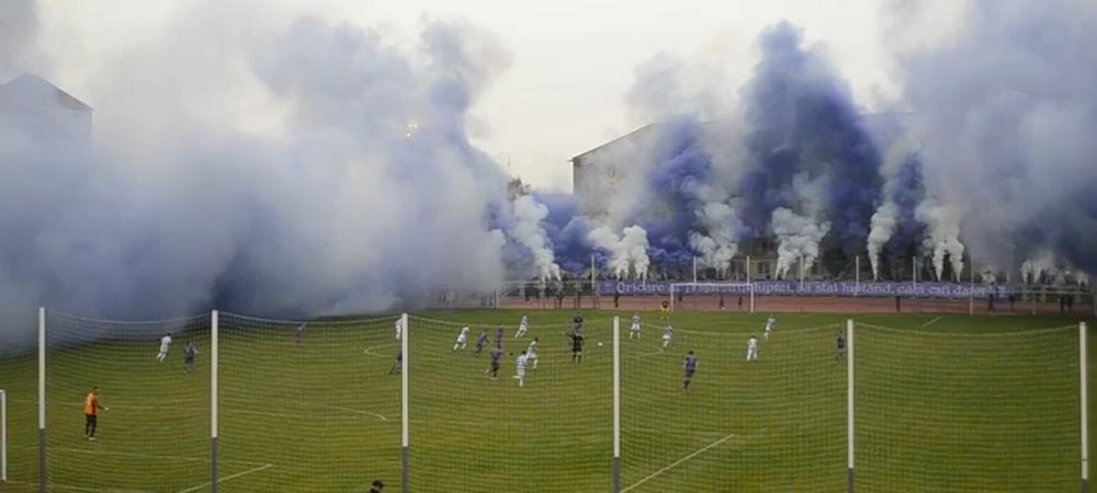 NE-BU-NI-E!!! Asta e cea mai tare galerie! S-a intamplat in Romania chiar azi, pe un stadion din liga a 4-a! SUPER VIDEO