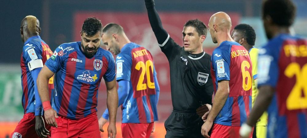 Praf in Liga I, premiat cu un meci de Europa! Kovacs revine in forta dupa dezastrul de la Targu Mures: arbitreaza in Europa League