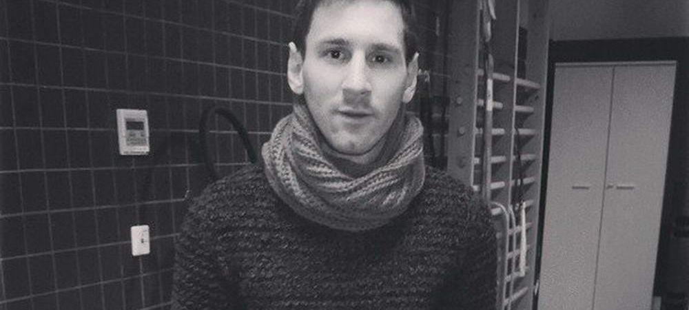 """Control antidoping la SANGE pentru Messi! Starul Barcei, revoltat: """"Eu sunt singurul care a facut asta"""""""