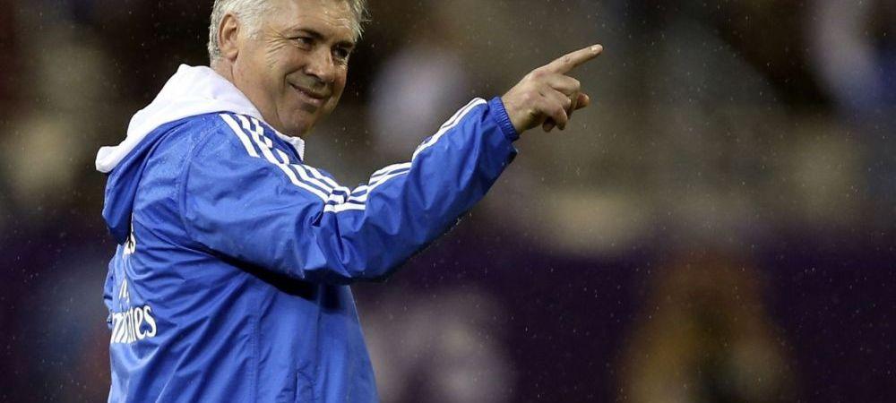 Primul transfer pregatit pentru ianuarie! Ancelotti a confirmat numele unui mijlocas tanar din Brazilia