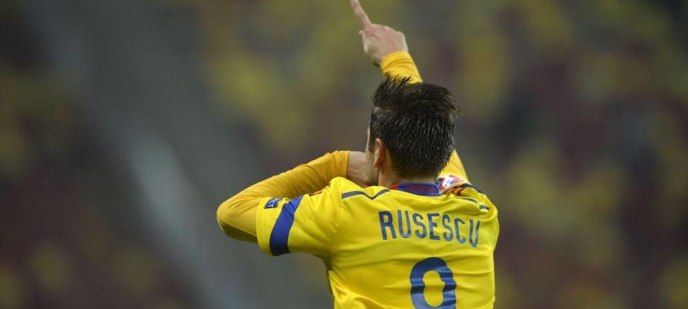 "Rusescu vrea sa continue in Ghencea si din vara: ""Daca Steaua poate sa ma cumpere, mi-ar face placere sa raman aici"""