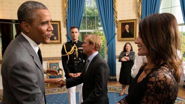 """Povestea fotografiei cu Nadia si Barack Obama care i-a pacalit pe toti: """"O mare onoare!"""" Detaliul pe care nimeni nu l-a stiut"""