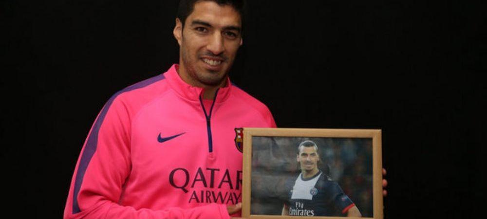 """""""Noi nu jucam pentru Messi la Barca"""" Interviu cu Suarez despre lupta pentru Balonul de Aur, Ibrahimovic si sedintele cu psihologii"""