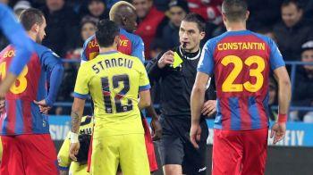 Suspendat in Liga I, bun pentru Europa! Reactia Stelei dupa vestea ca Istvan Kovacs a fost delegat la un meci de Europa League: