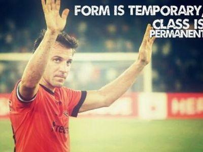 La 40 de ani, Del Piero ramane un fotbalist fabulos! Gol superb inscris de italian in campionatul Indiei: VIDEO