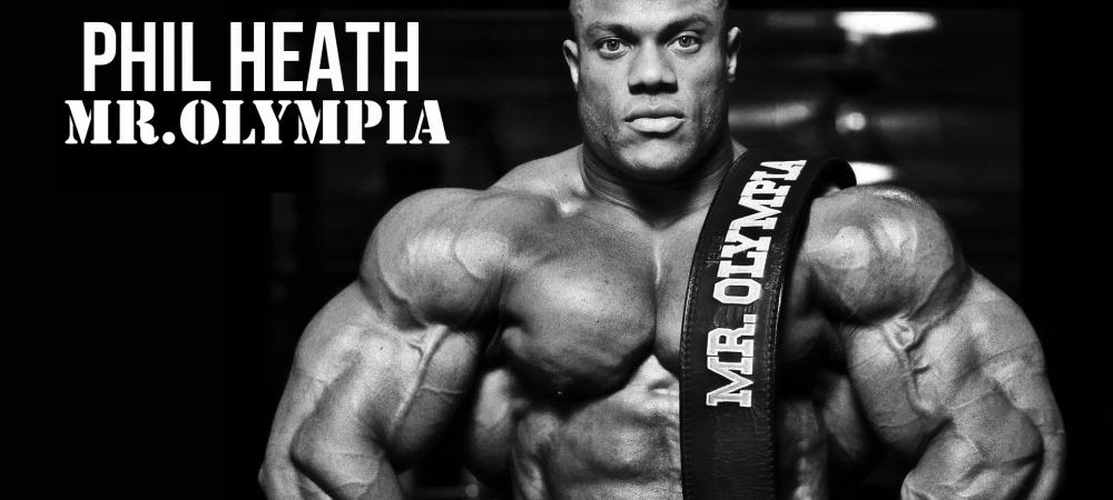 Cum arata cel mai musculos om din lume cand nu castiga Mister Olympia? Imagini senzationale cu Phil Heath - VIDEO
