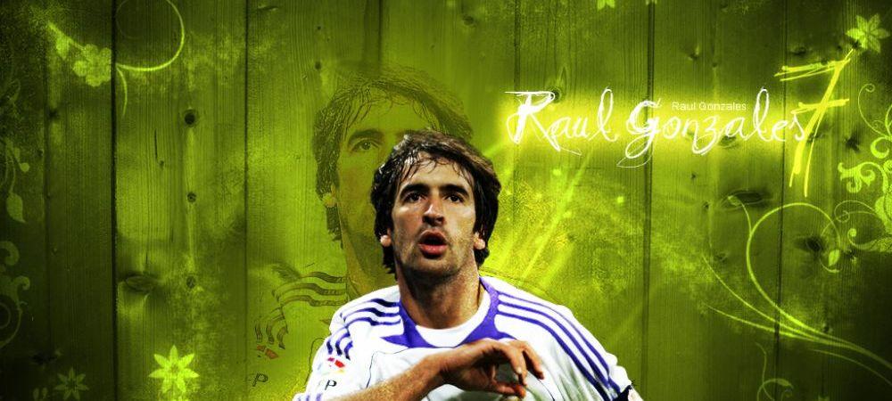 Raul, prezentat la New York Cosmos! Fostul jucator de legenda al Realului spune ca se va intoarce pe Bernabeu