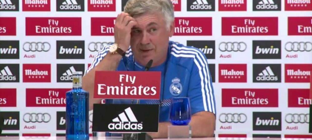 Real are 19 victorii la rand, antrenorul cere intariri! Campion MONDIAL, pe lista lui Real Madrid! Ancelotti a confirmat numele