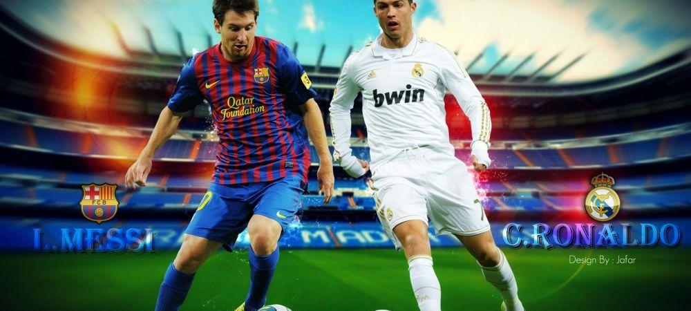 """Regele a vorbit :) Brazilianul Ronaldo pune capat discutiei """"Messi sau CR7 pentru Balonul de Aur?"""". Cine spune ca va castiga"""