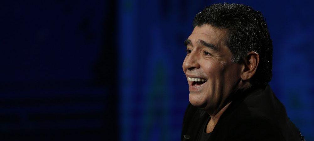 SCENA amuzanta cu Diego Maradona! A adormit in timpul unui discurs si s-a trezit cand si-a auzit numele! :)) VIDEO