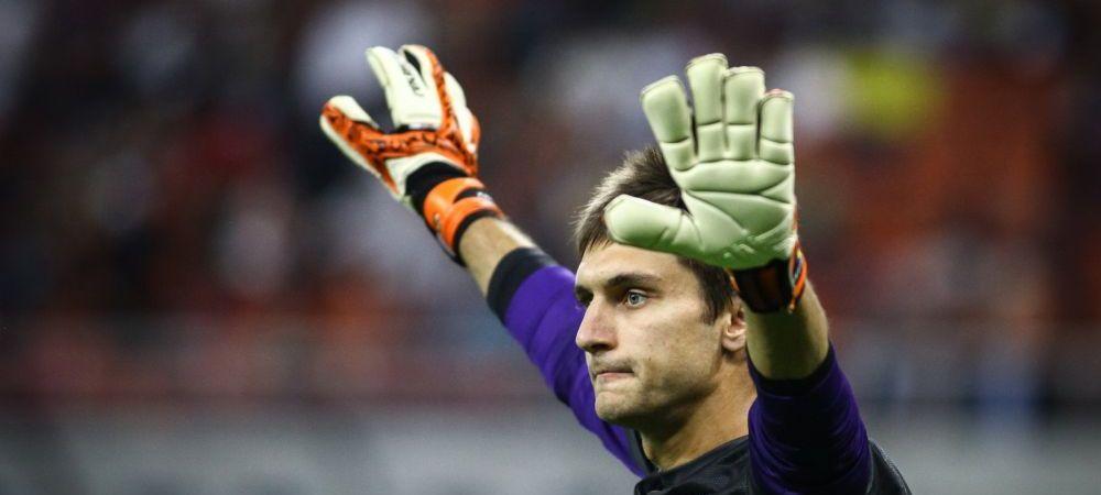 Veste SURPRIZA pentru Tatarusanu! Un club din Champions League ii poate oferi sansa VIETII sale! Anunt de vis din Italia:
