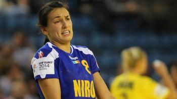 Pacat, mare pacat! :( Ungaria 20-19 Romania: Paula Ungureanu a fost omul meciului! Romania rateaza o victorie pe care a avut-o in mana! Ratam orice sansa la semifinalele EURO
