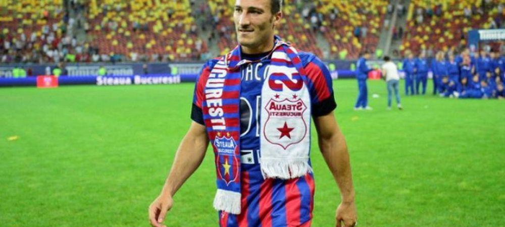 "Mesajul lui Piovaccari dupa ce Steaua a fost eliminata: ""Ca iubitor al Stelei trebuie sa va spun asta. Mi s-a intamplat si mie"""