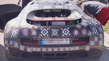 FABULOS! Asta e inlocuitorul Veyron. Bugatti sparge dn nou toate recordurile de viteza. Cum arata noua BESTIE SF