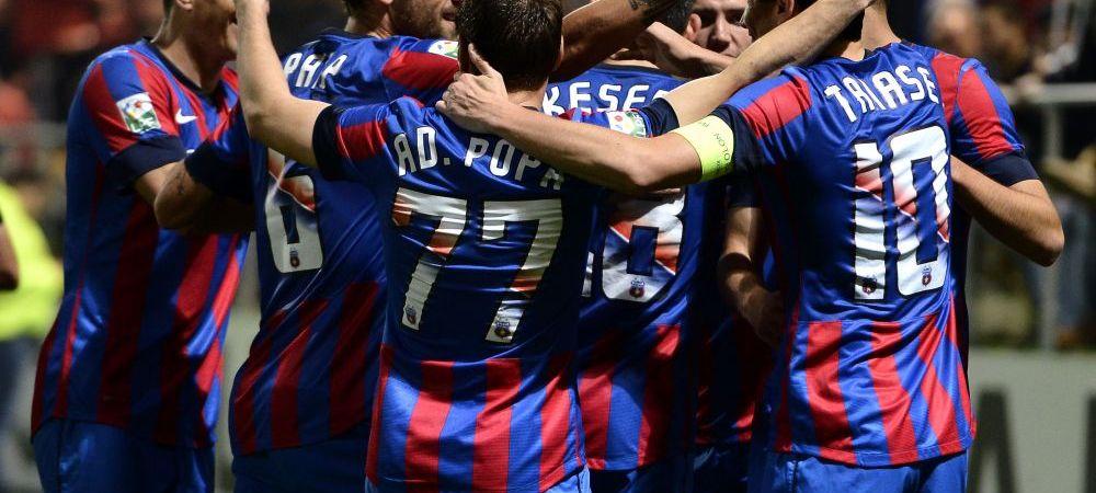 ASTA e Steaua 2015! Schimbari MASIVE in primul 11. Cum ar putea arata echipa dupa CUTREMURUL din Europa League