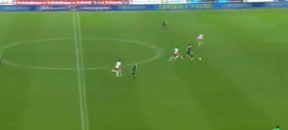 Cursa FABULOASA a lui Bale! A facut 60 de metri in 6 secunde pana la poarta! Nici Cristiano Ronaldo nu l-a putut prinde. VIDEO