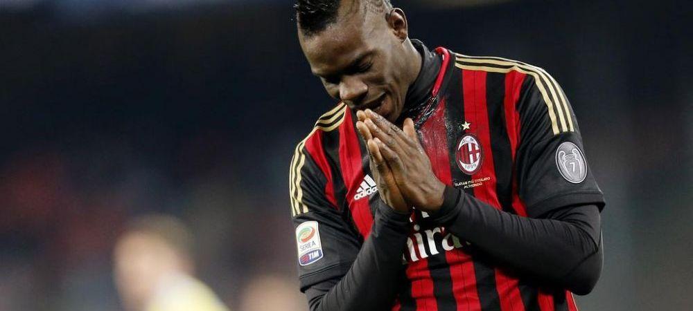 Oferta de BLACK FRIDAY pentru Balotelli! Ce echipe il vor in ianuarie, dupa ce Liverpool l-a pus pe lista de transferuri