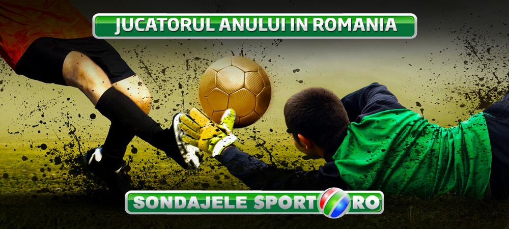SONDAJ: Voteaza jucatorul anului in Romania! Cine a fost cel mai bun fotbalist din Liga I in 2014?