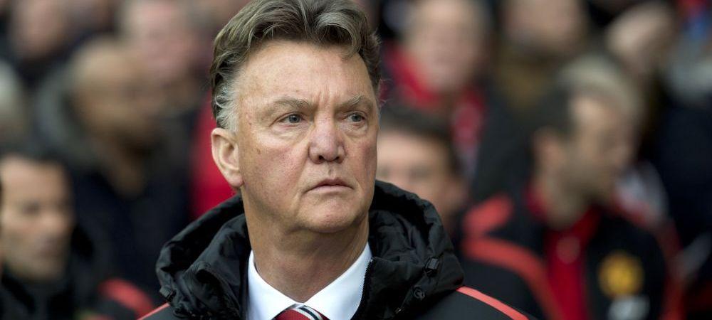Urmatorul star de milioane cu care Manchester United deschide perioada de transferuri la vara. Pe cine vrea sa aduca van Gaal