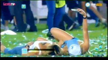 Revelionul a venit mai devreme la Buenos Aires! Milito, din nou erou dupa ce i-a adus Liga lui Inter. VIDEO