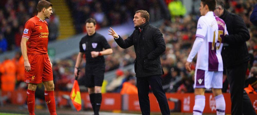 """Rodgers intra in istoria rusinoasa a lui Liverpool daca este eliminat azi de Bournemouth! Ce """"record"""" istoric poate egala"""
