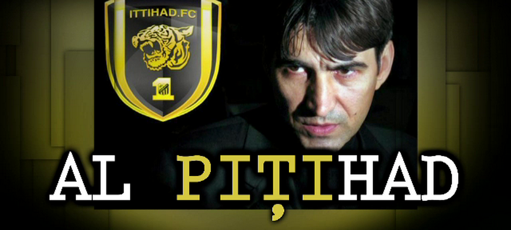 3 motive pentru care Al Ittihad anunta oficial ca nu il demite pe Piturca, dupa 5 meciuri fara victorie. Obiectivul imediat impus