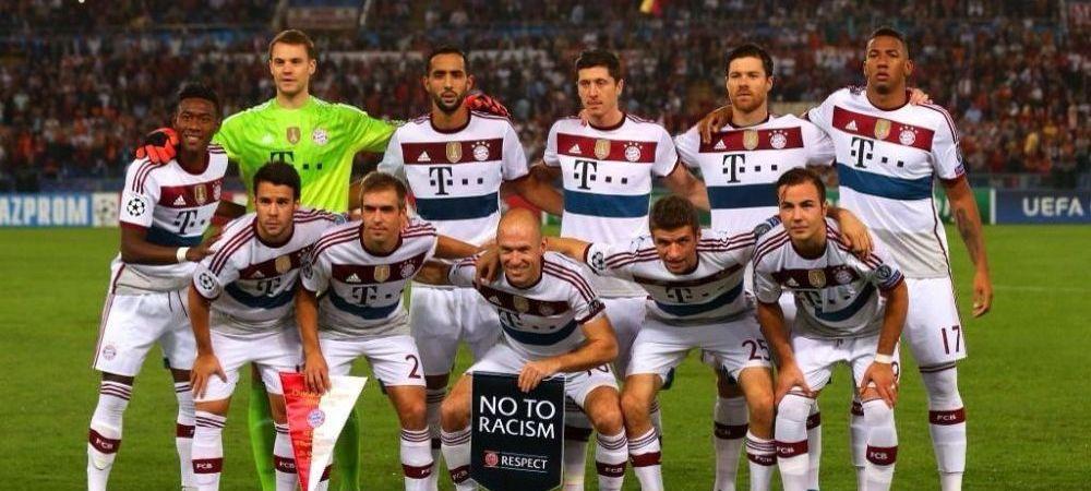 O vedeta pleaca de la Bayern, anuntul a fost facut azi! Pret de BLACK FRIDAY pentru un super talent. Cine il ia
