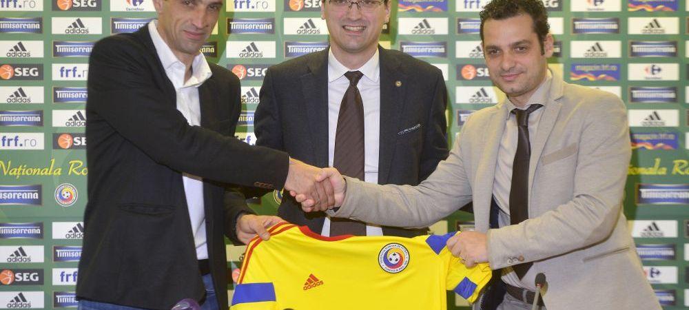 Plecarea lui Teja la Dinamo schimba contractele la FRF. Nemultumirea lui Burleanu dupa ce Romania U21 a ramas fara selectioner