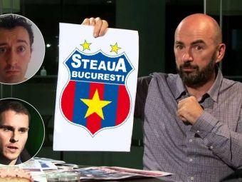 Steaua, IRONIZATA in presa engleza! Ce propune un celebru moderator in loc de sigla! AUDIO