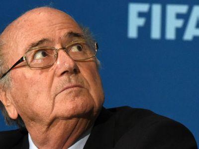 I se retrage Qatarului dreptul de a organiza Mondialul din 2022? Reactia lui Blatter dupa ce investigatorul FIFA si-a dat demisia: