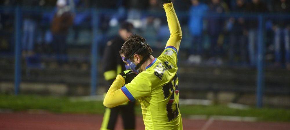 """E imposibil sa mai ramana!"" Veste proasta pentru fani din Spania! Steaua nu are bani sa-l cumpere pe Rusescu!"