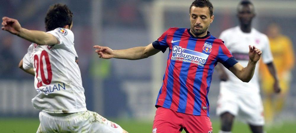 """Hagi a dezvaluit pe cine vede la Steaua in locul lui Sanmartean: """"E o varianta. Steaua are nevoie de un decar daca pleaca Lucian"""""""