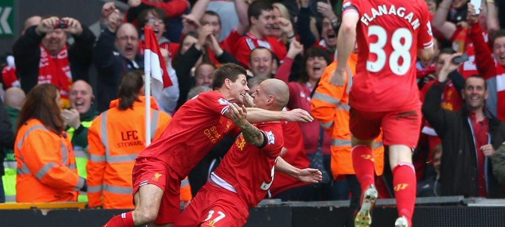 Pantilimon, imperial in Newcastle 0-1 Sunderland! Liverpool 2-2 Arsenal, dupa un gol in minutul 97 al lui Skrtel