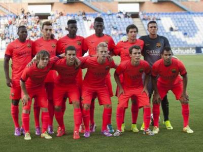 "Urmasii lui Messi, Xavi si Iniesta, umiliti cu 0-7! ""Bijuteriile"" Barcelonei B, Munir, Halilovic si Sergi, au fost PULVERIZATE"