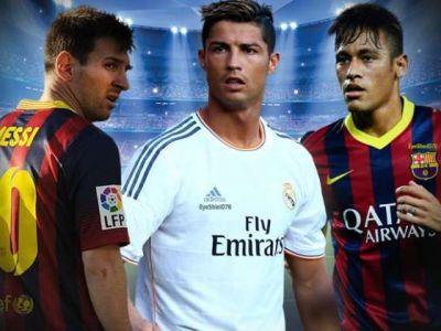 Echipa turului, afacere intre granzi! Real, Barca si Atletico au 10 din cei 11 titulari, antrenorul vine tot de la una din fortele Primerei