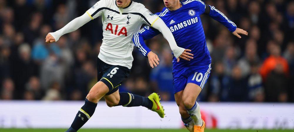 99% facut! Chiriches pleaca de la Tottenham in ianuarie si va juca la o echipa alta importanta a Europei! Anuntul facut