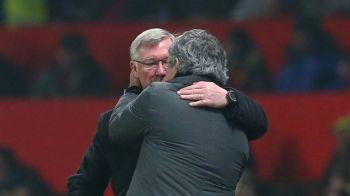 """""""E nedrept ce se intampla cu acest Mourinho"""". Sir Alex Ferguson, intre rival si prieten cu antrenorul lui Chelsea! Ce spune"""