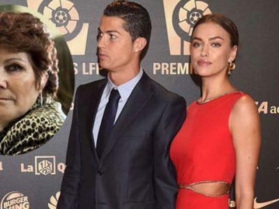 Situatie imposibila pentru Cristiano Ronaldo! Mama sa si Irina Shayk s-au certat inainte de Craciun! Ce a decis jucatorul