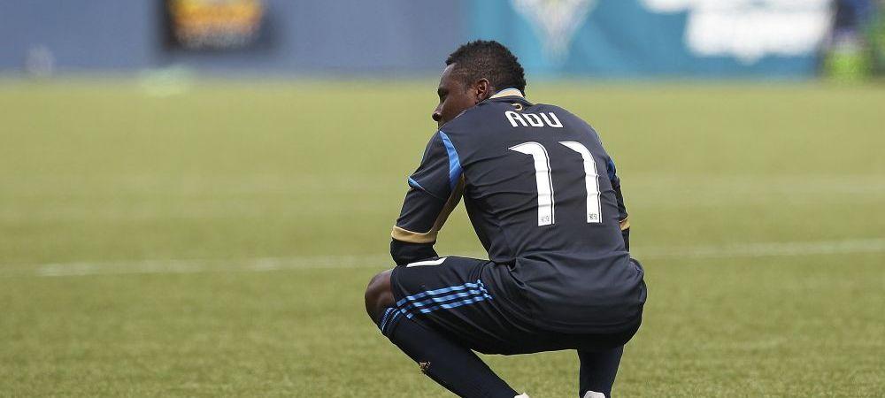 """De la """"noul Pele"""" al fotbalului la o RUINA! Ce s-a intamplat cu Freddy Adu: fostul pusti minune traieste azi un COSMAR"""