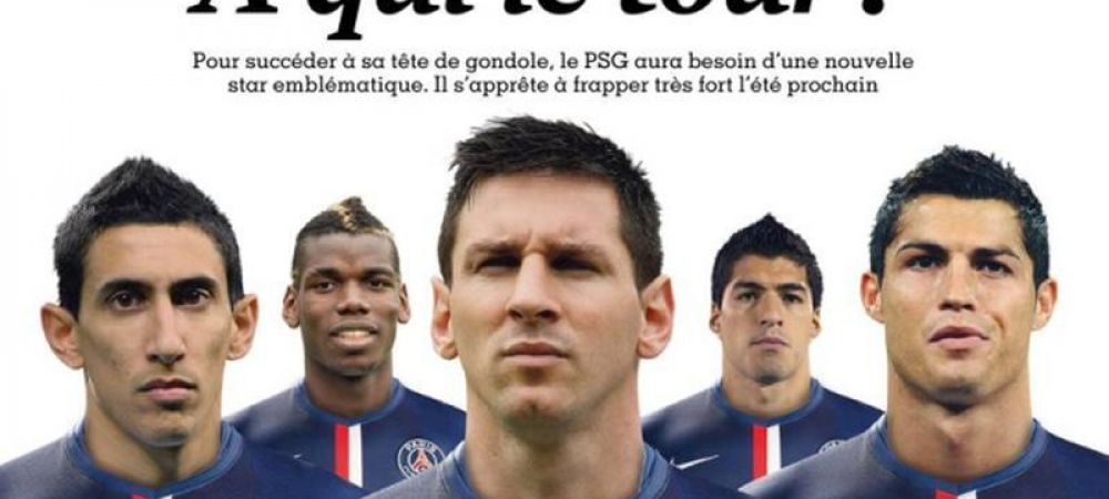 FABULOS! Lista de 5 stele a lui PSG a fost publicata! Ce nume URIAS il va inlocui pe Ibrahimovic in 2016?