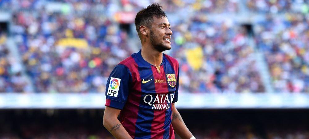 """Anuntul sfarsitului de an la Barcelona! Neymar ii face fericiti pe toti fanii: """"Nu as putea fi mai fericit!"""""""