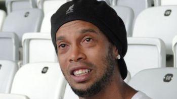 Situatie de cosmar pentru Ronaldinho! Cum a ajuns sa fie EXCLUS din lot de o echipa anonima