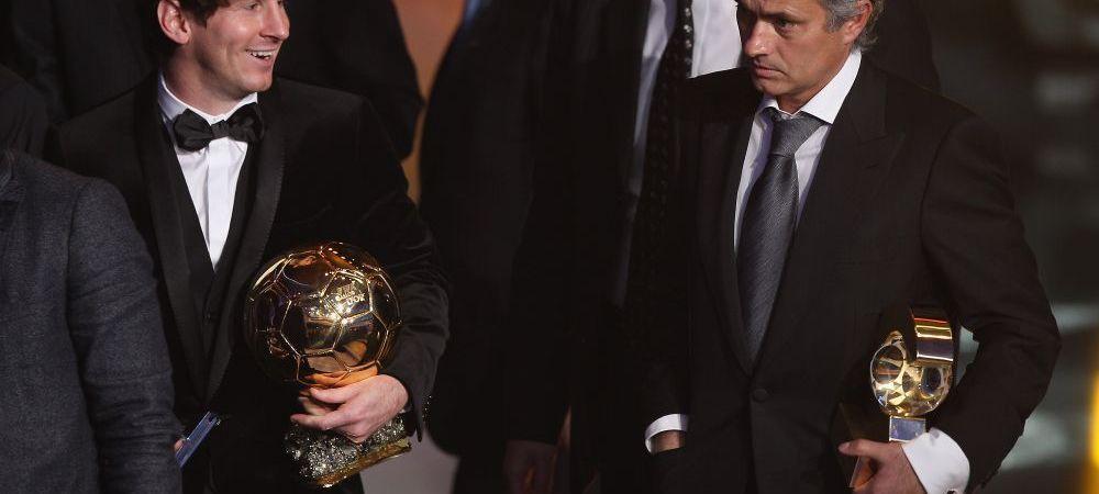 """Mourinho l-ar vrea pe Messi, dar explica de ce NIMENI nu-l poate transfera: """"Jucatorii de acest gen nu mai pot fi cumparati"""""""