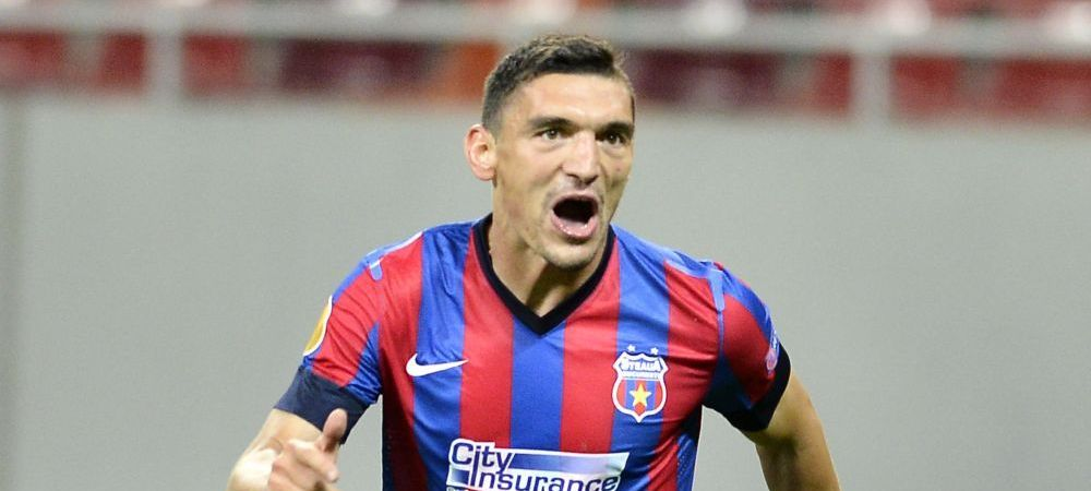 """""""Nu puteam sa mai stau in picioare! Parca aveam 45 de ani!"""" Socul trait in primele zile de Keseru la Steaua. Ce ii facea Reghe"""