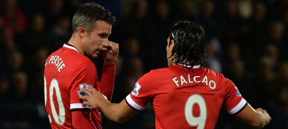 Situatie unica la Manchester United. De ce le-a interzis van Gaal accesul lui Falcao, Rooney si Van Persie cu masinile de lux