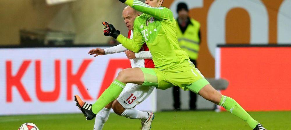 """Neuer nu crede in castigarea Balonului de Aur: """"Ceilalti doi sunt branduri globale!"""" Care este marele sau obiectiv"""