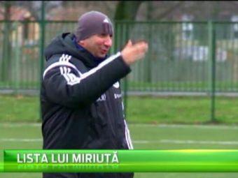 Miriuta salveaza echipele din Cluj! Antrenorul vrea trei jucatori la Gyor, printre care si Ciprian Deac
