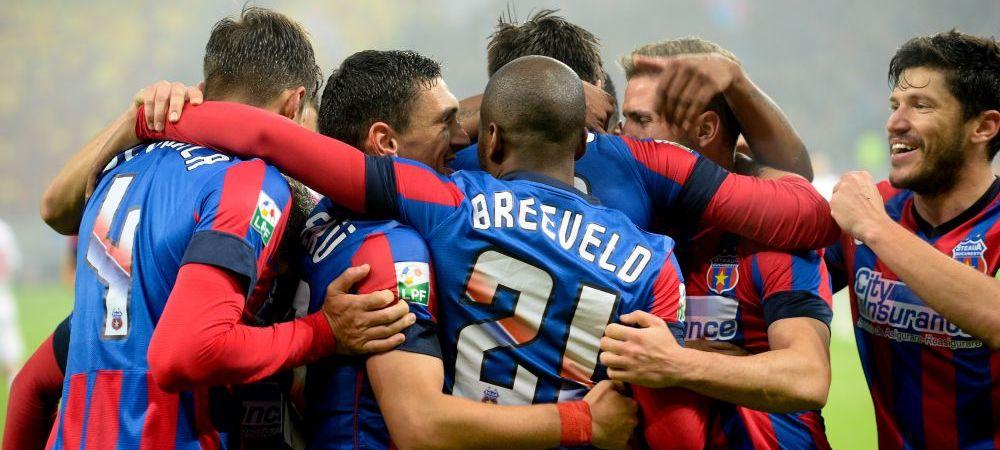 Steaua e pe locul 2 in Europa! Real, Chelsea si Juventus sunt sub echipa lui Galca! Singura echipa care a depasit-o